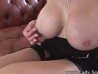 Lady Sonia Wants To See You Jack Off To Her Big Tits|1::big...