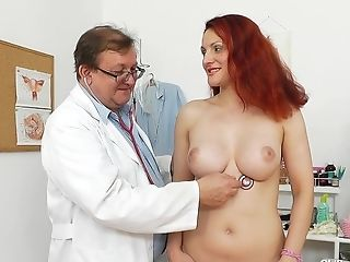 Beatrix Vagina Examination - Deviant Doc Pornography