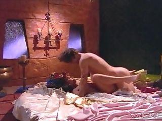 Erotic Retro Flick With Two Dudes Fucking Jeanna Fine And Dallas