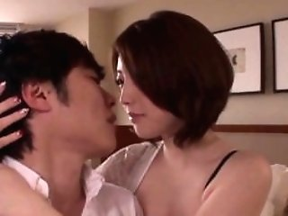 Ai Haneda In Sultry Lovemaking At The Room Motel