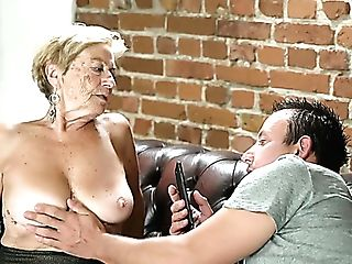 Fat Matures Puckered Whore Malya Is Still Rather Good At Railing Dick