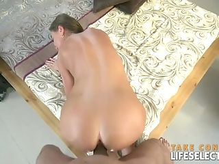 Supah Hot Wifey Is Fucked After Coming Home From A Lengthy...