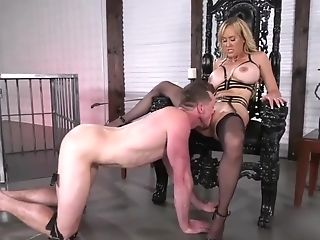 Brandi Love Gash Munch Female Domination