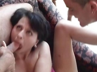 Cougar Butt-banged