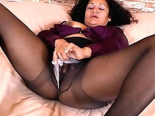 Latinchili Chubby Matures Lady Sharon Mexican Solo