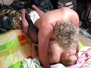 Russia Big Tit Blonde Mummy Sultry Missionary Fuck