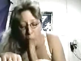 Matures Bi-atch With Big Jugs Sucking My Man-meat Deepthroat In...