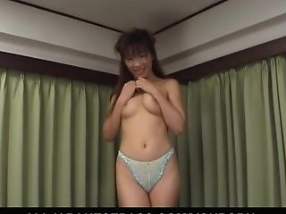 Ami Nishimura With Hot Bootie Gets Electro-hitachi And Frigs In Crack