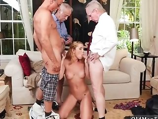 Old Mom Anal Intercourse Frannkie And The Group Tag Team A Door To...