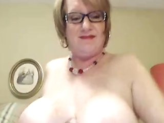 Big Matures Pleasure Button And Udders