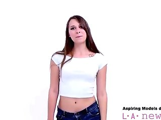 Teenager Woman Fucked By Photographer At Casting Casting Tryout