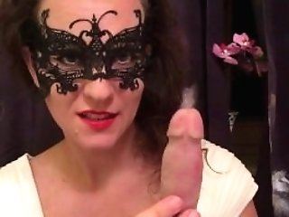 Step Mom Explains To Her Sonny How To Wank Off. Roleplay. Step Mom...