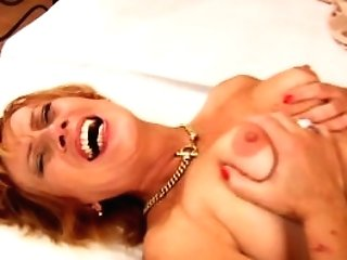 Matures Labia Drilling