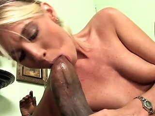 Mom Debbie Dial Takes A Big Black Cock In Front Of Sonnie