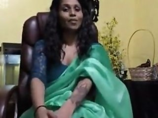 Indian Horny Romp Professor Trains How To Masterbate
