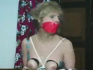 Huge mature boob full length video