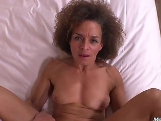Francis Ultra-cutie Hairy Mom Thirsty For My Dick