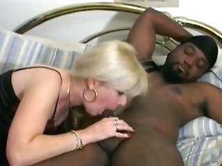 Milky Matures Woman Loves Getting Fucked After Sucking A Big Black...