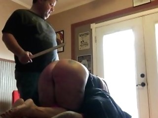 Jj Gets Spanked And Fucked Part Trio