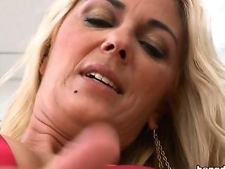 Delicious son anal sex with cum flow