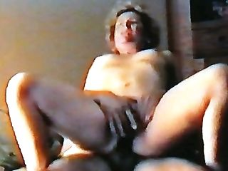 Chubby Curly Light Haired Nymphomaniac Rails Dick In Switch Roles...