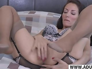 Sneaky Stepmother Olivia Bell Fucks Hot Youthfull Son-in-law