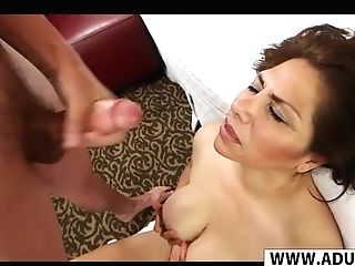 Moist Faux Mom Isabella Gets Smashed Cool Youthful Friend