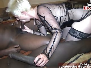 German Big Butt Dual Foray Mummy