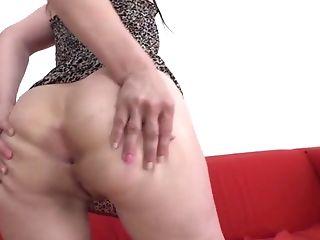 Vera Delight Ass Fucking Big Black Cock On Sofa