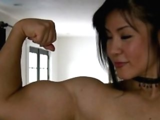 Asian Muscle Tomoko K. Five