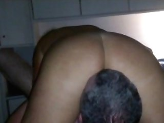 Gobbling Horny Cunt ** Hot Mummy **