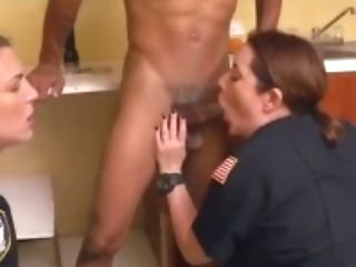 Cougar Brutal Fuck Stick And Joy Milky Very First Time Black...