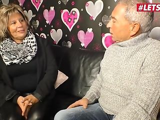 Letsdoeit - German Gilf Seduced And Fucked By Her Hubby's Best...