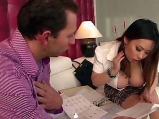 Nick Lang And Tigerr Benson - Carnal Consultant Asian Mummy Hookup