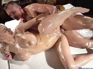 Huge-titted Bombshell Nathaly Cherie Hard-core Fuck-a-thon Vid