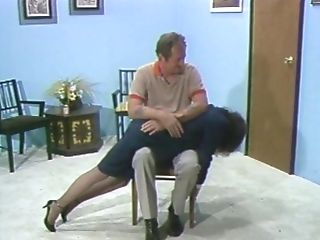 Eve Howard Spanked