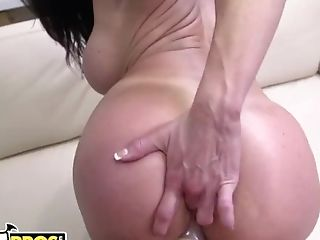 Bangbros - Hot Phat Ass Milky Girl Kendra Enthusiasm Getting Dick...