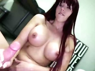 Red-haired Mummy Wants A Money-shot