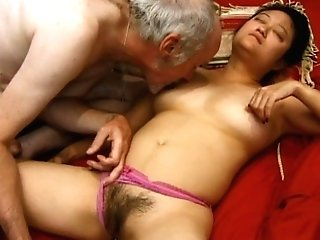 Matures Asian Chick Banged Hard
