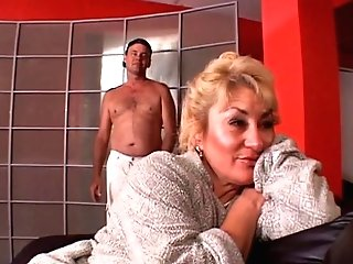 Old Chubby Chick Is Fucked Hard By Stud And Gets A Rejuvenating...