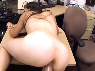 Fledgling Theatre And Puny Suck Off And Hot Dark-haired Nubile...