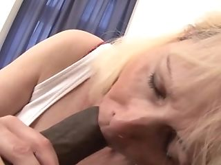 Granny Wants Black Manmeat In Her Cooter And To Suck Black Man...