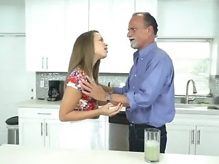 Oil Hand Jobs Matures Wifey Gives Hubby