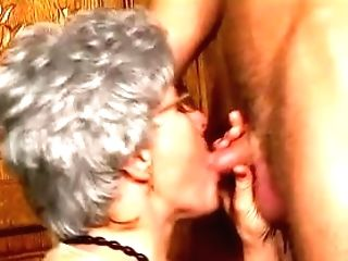 Matures Milky Lady Blows Dick Of A Youthfull Sexy Man And Rails Him