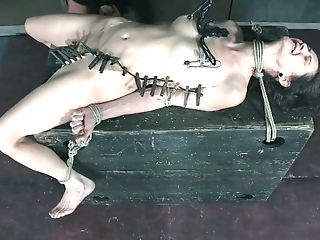 Puckered Matures Whore Paintoy Emma Gets Tied Up And Treated In Xxx...
