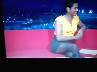 Naga Munchetty Wank Two