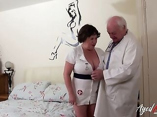 Huge-chested Nurse Xxx With Nasty Physician