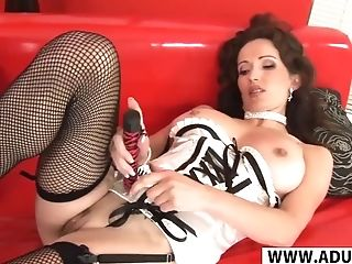 Realy Nice Cougar Megan Entices Hard Hot Sonny's Friend