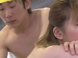 Momoka Nishina & Others - Stepmom Gets Stepson Salami By Accident