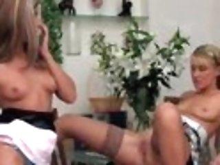 RUSSIAN MATURE BRIDGET and NYMPHS 20